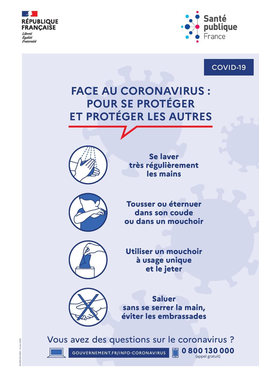 Coronavirus Strasbourg